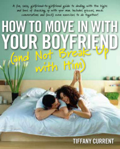 how to move in with your boyfriend book
