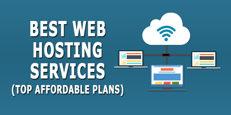 best web hosting services (comparing top plans)