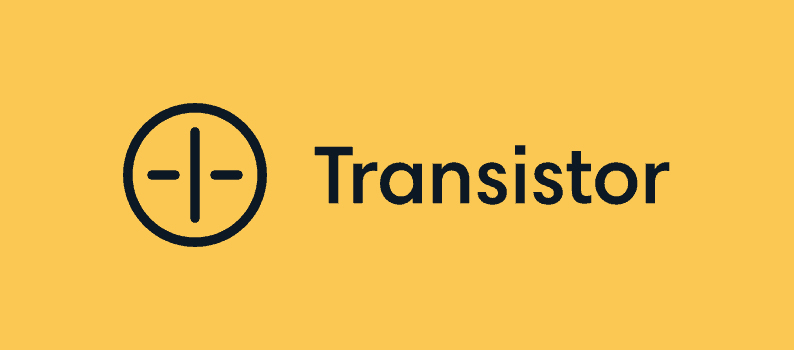 transistor podcast service